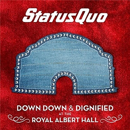 Down down & dignified at the Royal Albert Hall, CD Digipack