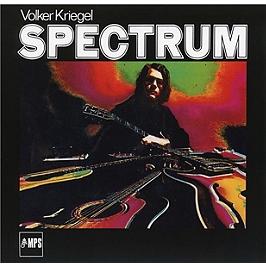 Spectrum, CD Digipack