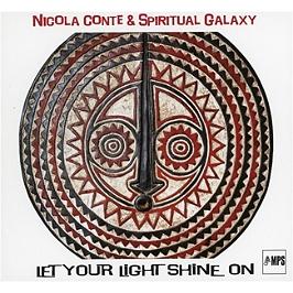 Let your light shine on, CD Digipack
