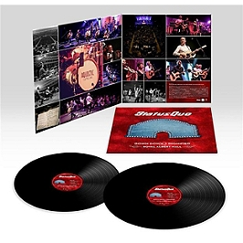 Down down & dignified at the Royal Albert Hall, Edition limitée., Double vinyle