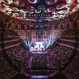 All one tonight, live at the Royal Albert Hall, CD Digipack