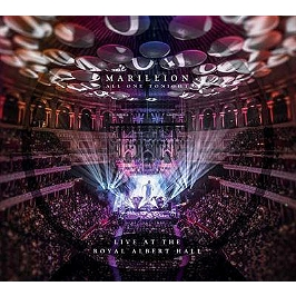 All one tonight, live at the Royal Albert Hall, Edition double Blu-ray digipack., Blu-ray Musical