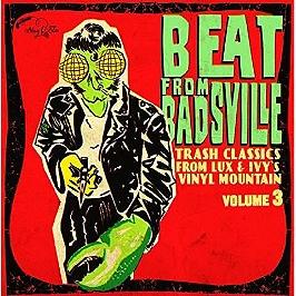 Beat from Badsville 03, CD