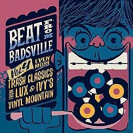 Beat from Badsville 04, Vinyle 45T Maxi