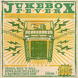 Jukebox fever 1956, Vinyle 45T Maxi