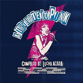 A tribute to punk compiled by Lucha Amada, Double vinyle
