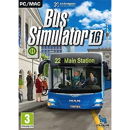 Bus simulator - standard (PC-MAC)