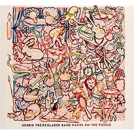 Hands on the puzzle, CD Digipack