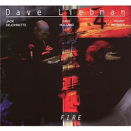 Fire, CD Digipack