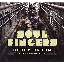 Soul fingers, CD Digipack