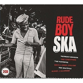 Rude boy ska, CD