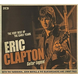 Guitar legend - The very best of the early years, CD
