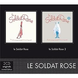 Soldat rose / coffret 2cd, CD