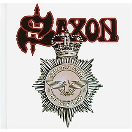 Strong arm of the law, CD Digipack