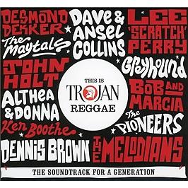 This is Trojan reggae, CD Digipack