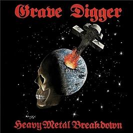 Heavy metal breakdown, Double vinyle