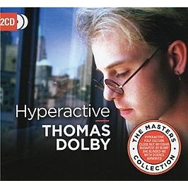 Hyperactive, CD Digipack