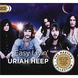 Easy livin, CD Digipack