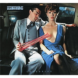 Lovedrive, CD Digipack
