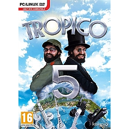 Tropico 5 - édition limitée DayOne (PC)