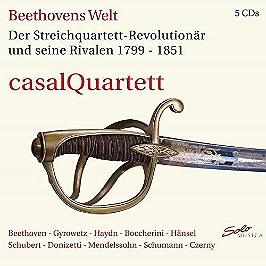 Beethoven et son temps: 1799-1851 : le révolutionnaire et ses rivaux, CD + Box