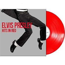 Hits in red, Vinyle 33T