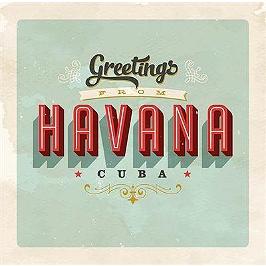 Greetings from Havana, Vinyle 33T