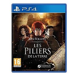 Ken Follett - Les piliers de la Terre (PS4)