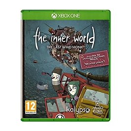 The inner world : the last wind monk (XBOXONE)