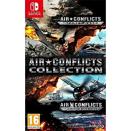 Air conflicts double pack (SWITCH)