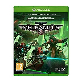 Warhammer 40k mechanicus (XBOXONE)