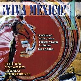 Viva la mexico, CD Digipack