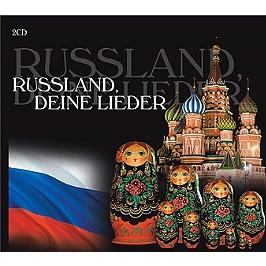 Russland, deine Lieder, CD Digipack