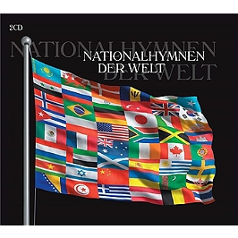 Nationalhymnen der Welt, CD Digipack