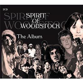 Spirit of Woodstock, CD Digipack