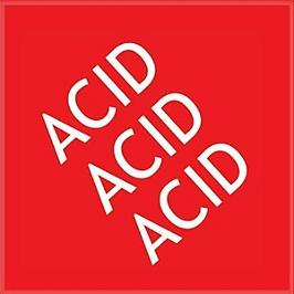 Acid acid acid, Vinyle 33T