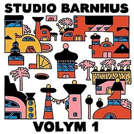 Studio Barnhus volym 1, CD