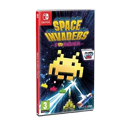 Space Invaders Forever Collection (SWITCH)