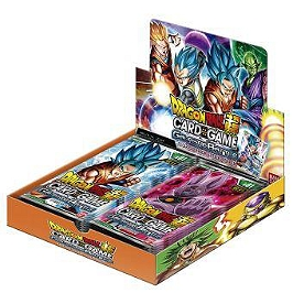 Dragon ball super card game - Booster serie 1x24 blister
