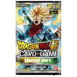 Dragon ball super card game - Booster serie 2x24 blister