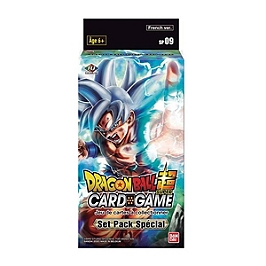 DRAGON BALL SUPER JCC - special pack serie 9