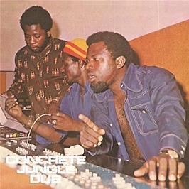 Concret jungle dub feat. Riley All Star, Vinyle 33T