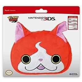 Sacoche peluche Jibanyan Yo-Kai Watch pour nintendo 3DSXL (3DS)