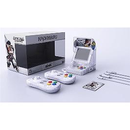 Neo geo mini bundle samourai spirit - White