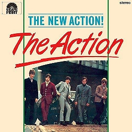 The new action !, Vinyle 33T