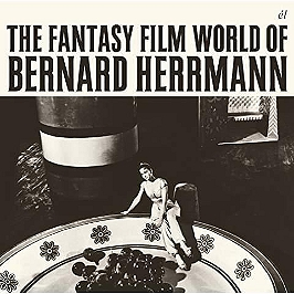 The fantasy film world of Bernard Herrmann, CD