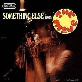 Something else from The Move, CD Digipack