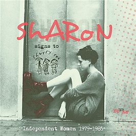 Sharon signs to Cherry Red : independent women 1979-1985, CD