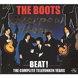 Beat ! he complete Telefunken years, CD