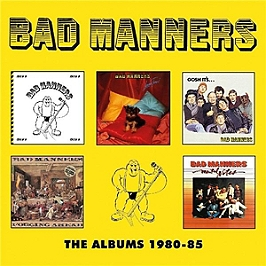The albums 1980-85, CD + Box
